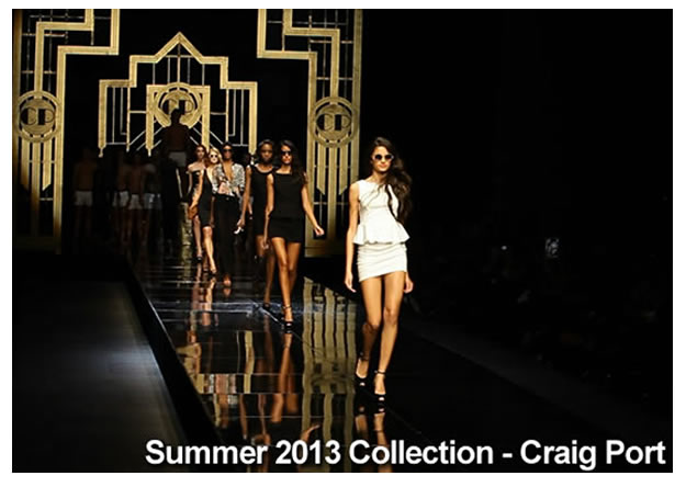Craig Port - Summer 2013 Collection