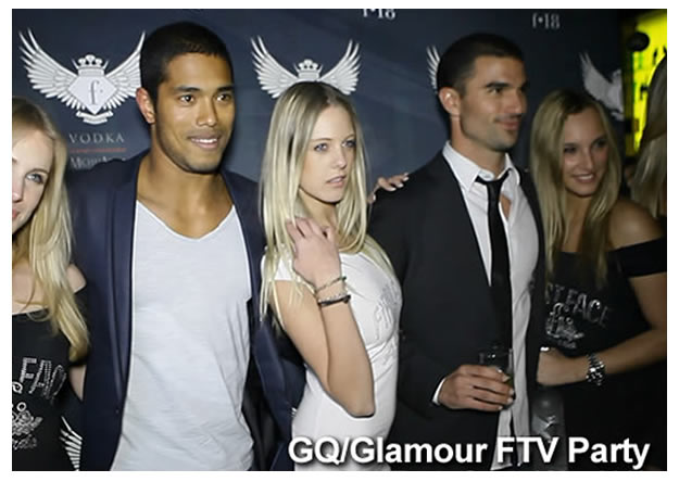 GQ/Glamour FTV Party