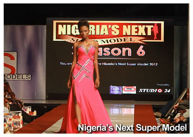 Nigeria's Next Super Model
